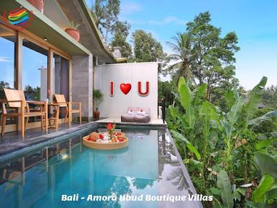 Bali - Amora Ubud Boutique Villas