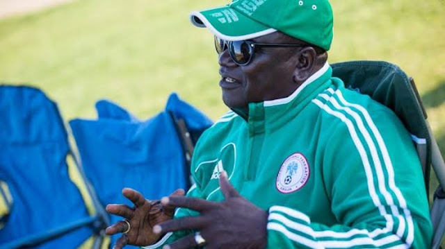 Nigeria U-15 National team coach passes on