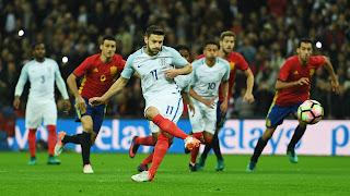 Испания – Англия прямая трансляция онлайн 15/10 в 21:45 МСК.