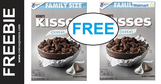 Free General Mills Hershey's Cereal