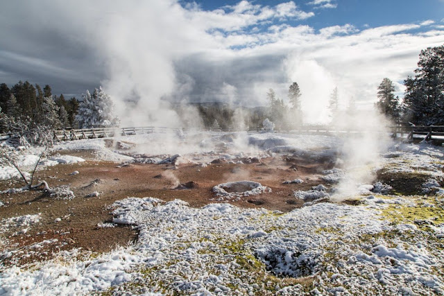 Yellowstone Volcano's Biggest Ever Super-Eruption Discovered