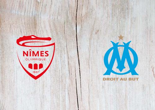 Nîmes vs Olympique Marseille -Highlights 28 February 2020