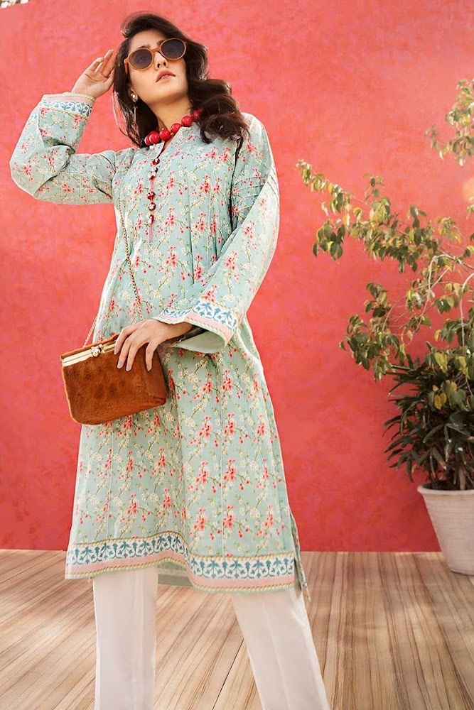Gul Ahmed Grey Suit Mother's Collection