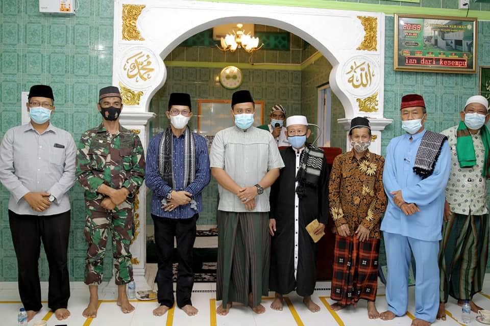 Safari Ramadhan, Amsakar Ajak Masyarakat Tingkatkan Kualitas Iman dan Takwa