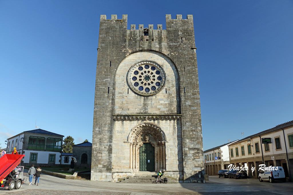 Iglesia de San Juan o de San Nicolás, Portomarín