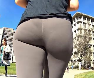 Videos mujeres bellas calzas deportivas