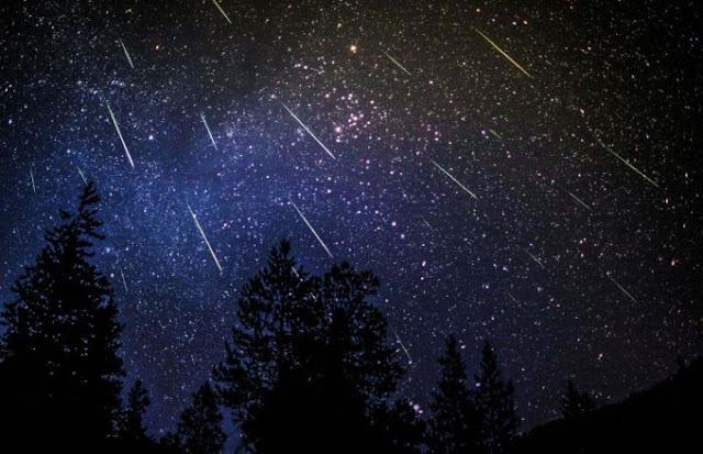 Будьте готовы! Не пропустите самый крутой метеорит 10-ого ноября!