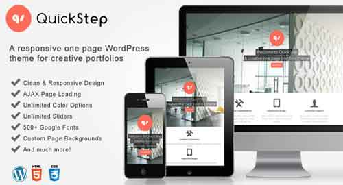 QuickStep-v2.1.0-WordPress-Theme