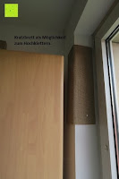 fertig: Europet Bernina 433-199060 Sisal-Eck-Kratzbrett, 52.5 x 28 cm
