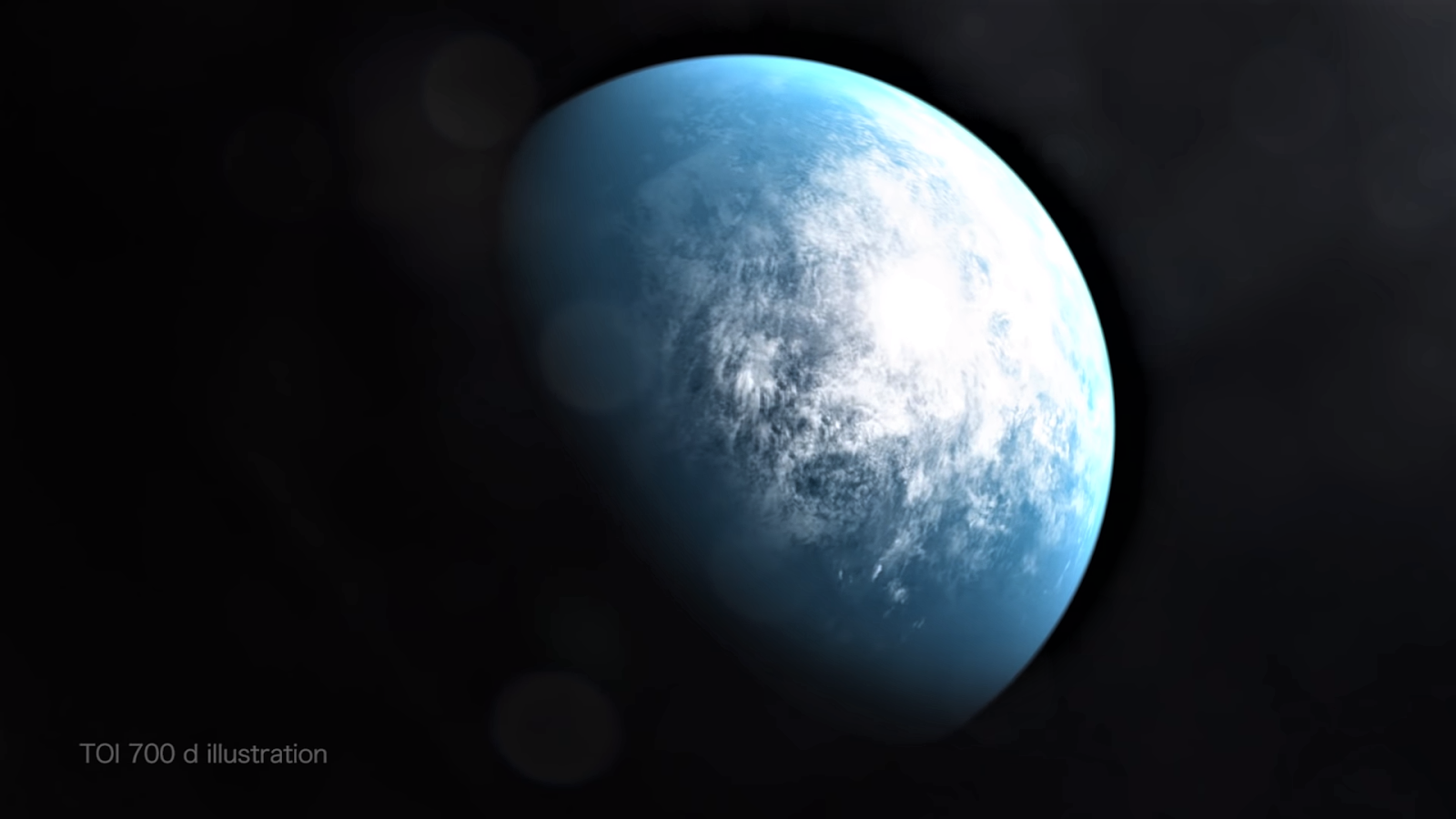 TESS Mission's First Earth-size World in Star's Habitable-zone, picture.