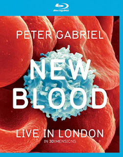 Peter Gabriel: New Blood Live in London [BD25]