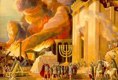 Com a palavra Josefo Esta profecia se cumpria apenas 70 anos após a morte de CRISTO. Jerusalém, Jerusalém, que matas os profetas, e apedrejas os que a ti são enviados! Quantas vezes quis eu ajuntar os teus filhos, como a galinha ajunta a sua ninhada debaixo das asas, e não quiseste! Os soldados, espalhados por toda a cidade, matavam sem distinção os que encontravam e incendiavam todas as casas com as pessoas que lá estavam escondidas.