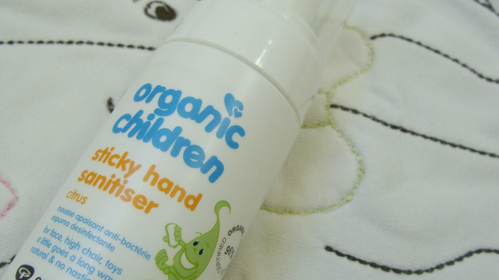 Płyn antybakteryjny dla dzieci