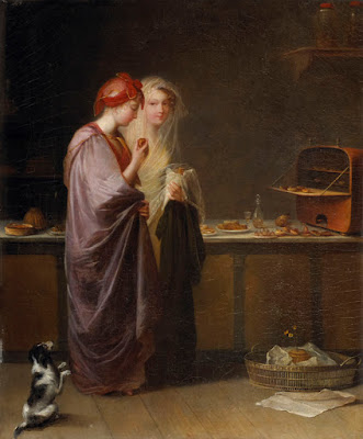 Deux Merveilleuses (1810), Antoinette Cécile Hortense Haudebourt-Lescot
