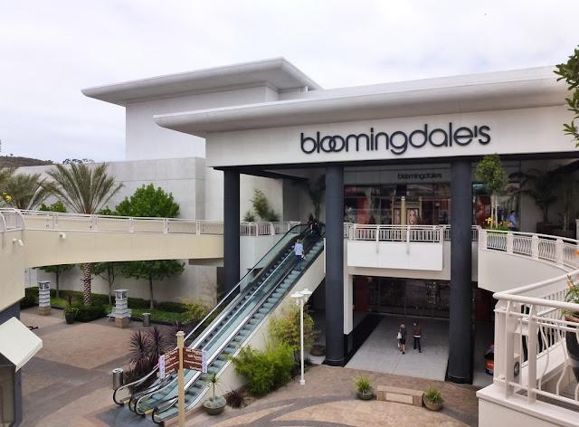 Loja Bloomingdales em San Diego