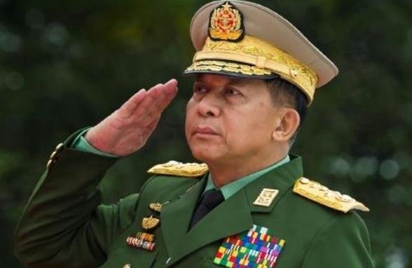 جيش ميانمار ينقل السلطة للقائد الأعلى ويعلن الطوارئ في البلاد لمدة عام