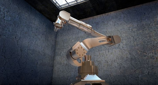 types of sensors used by industrial robots vision systems robotics