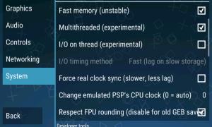 Cara Main Game PSP di Android agar tidak ngelag