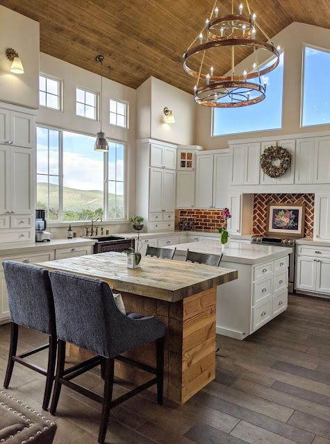 New Mexico custom home