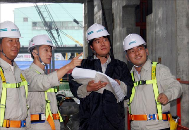 Nghề xây dựng tại Nhật có được tôn trọng?