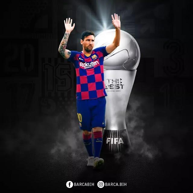 Messi najbolji fudbaler za 2019. godinu
