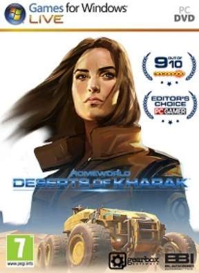 Homeworld Deserts of Kharak [Full] Español [MEGA]
