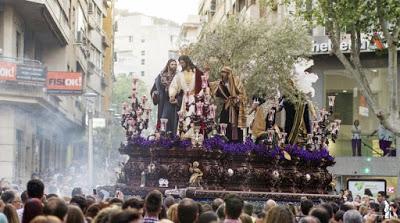Navarro Arteaga restaurará las Imágenes del Misterio del Amor de Jaén