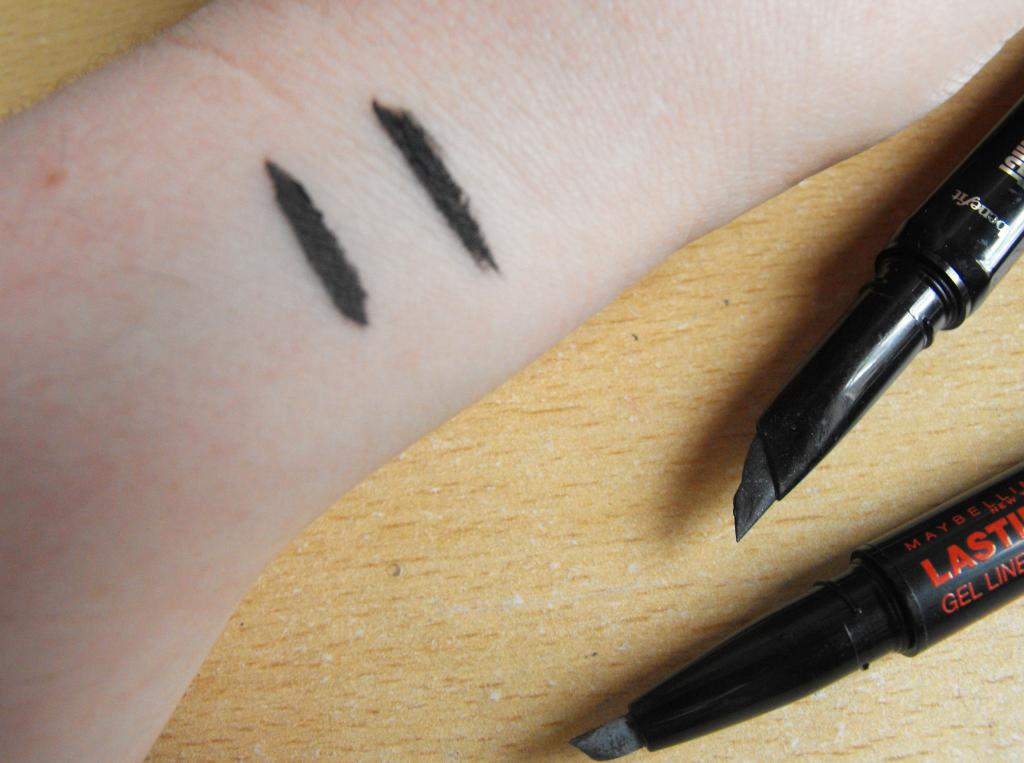 Maybelline Vs Benefit | Gel Liner Pens