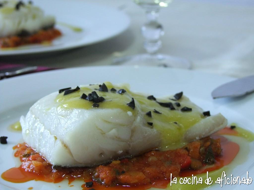 la cocina de aficionado Recetas con pescado y marisco