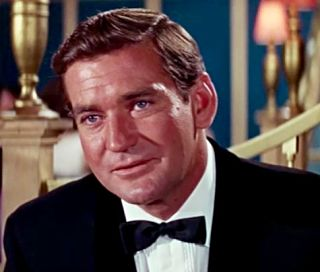 Rod Taylor in The Liquidator