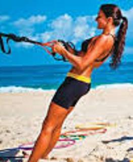 Sol, Saúde e Fitness: Esporte Radical Para Mulher