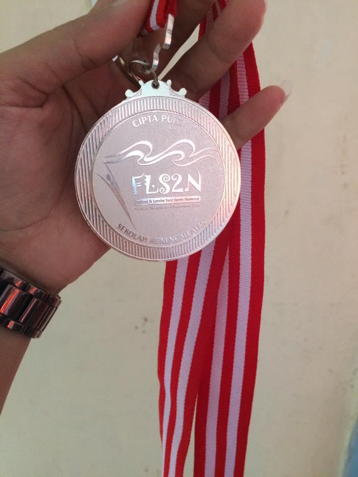 Juara Ii Lomba Cipta Puisi Fls2n Nasional