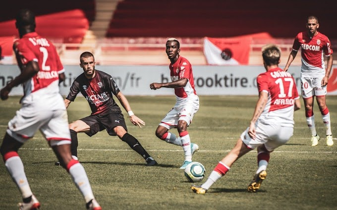 Super Eagles striker returns to Monaco