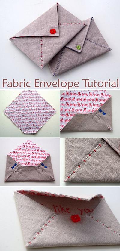 Gift Card Envelope DIY Tutorial