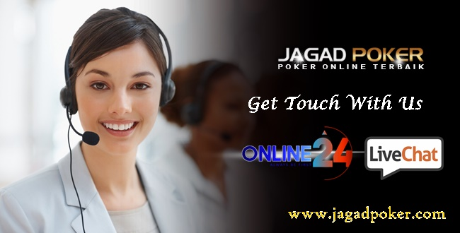 TRIBUN ANDA: Live Chat Resmi Situs Jagadpoker Indonesia