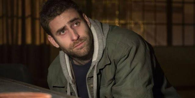 Oliver Jackson-Cohen em A Maldição da Residência Hill/Netflix/Reprodução