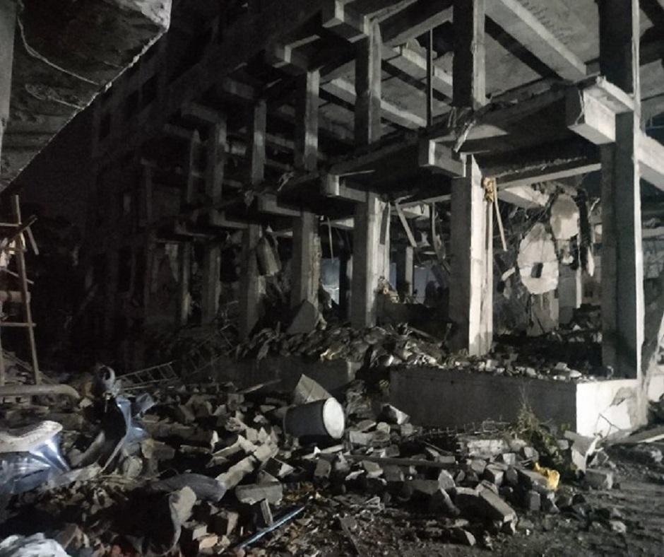 Maharashtra: Raigad में केमिकल फैक्ट्री में आग लगने से 2 लोगो की मृत्यु और ६ लोग घायल।