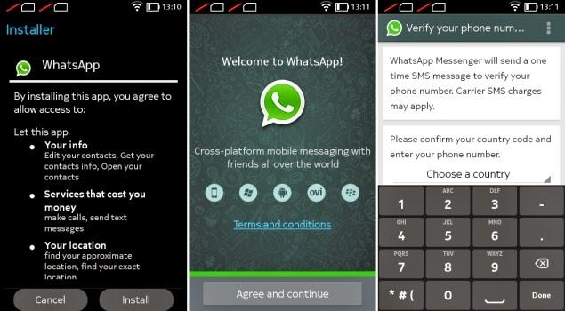 Whatsapp nokia 113 скачать