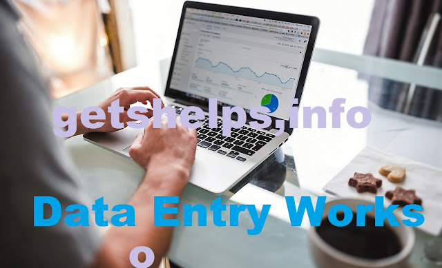 What data entry works and how to do data entry works.