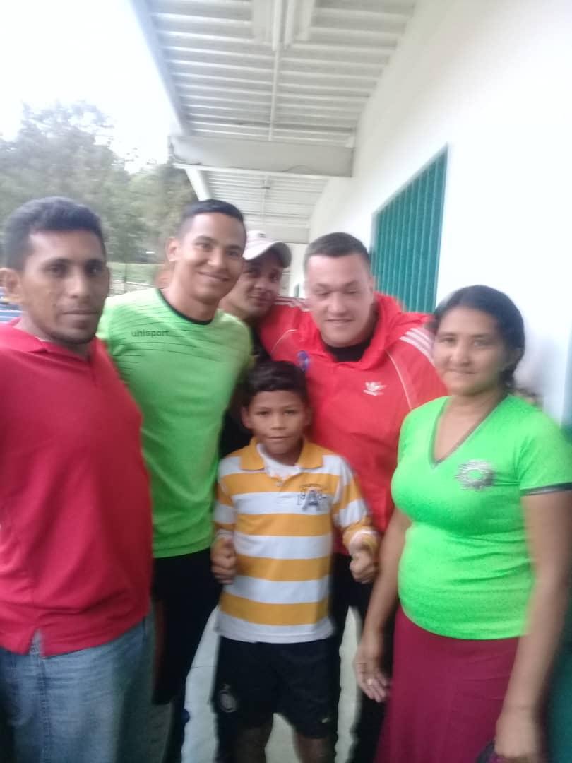 APURE: Entrenador Ramón Solórzano fue quien abrió camino a jugador Puerto Páez