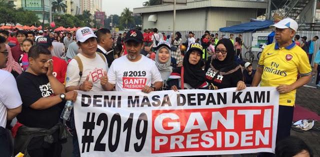 Perpres TKA Jadi Alasan Kuat Ganti Presiden 2019