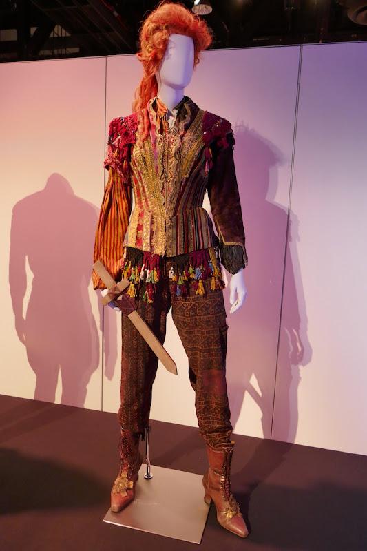 Helen Mirren Nutcracker Four Realms Mother Ginger costume