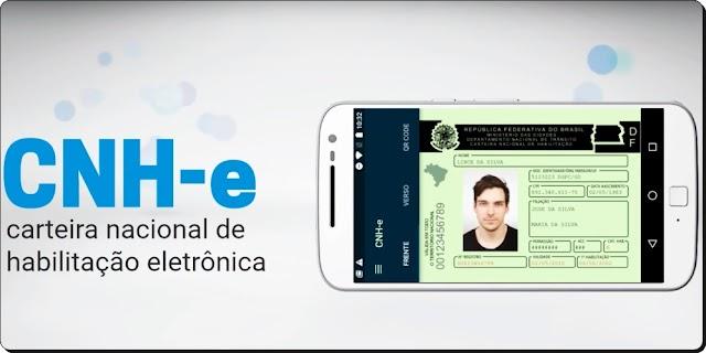 CARTEIRA NACIONAL DE HABILITAÇÃO DIGITAL TEM DATA DE LANÇAMENTO ADIADA