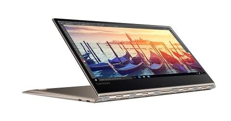 Spesifikasi Lenovo Yoga 920 13 Terbaru