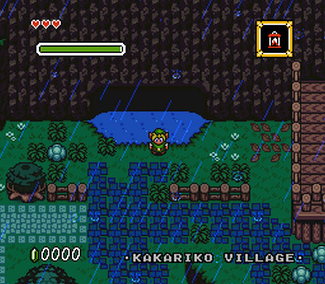 Indie Retro News: Zelda Parallel Worlds