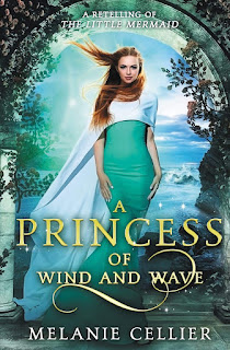 A Princess of Wind and Wave - Melanie Cellier