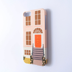 Town House iPhone Case