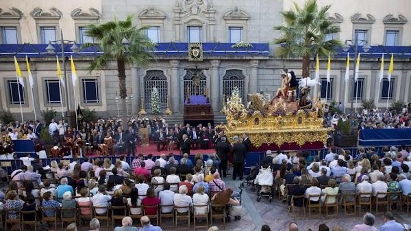 Huelva podrá celebrar cultos externos en la vía pública
