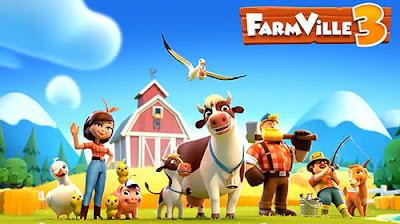 تحميل FarmVille 3 للاندرويد,لعبة FarmVille 3 مهكرة مدفوعة, تحميل APK FarmVille 3, لعبة FarmVille 3 مهكرة جاهزة للاندرويد