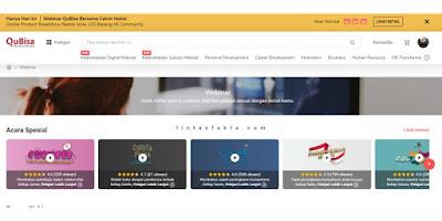 Webinar Gratis Indonesia